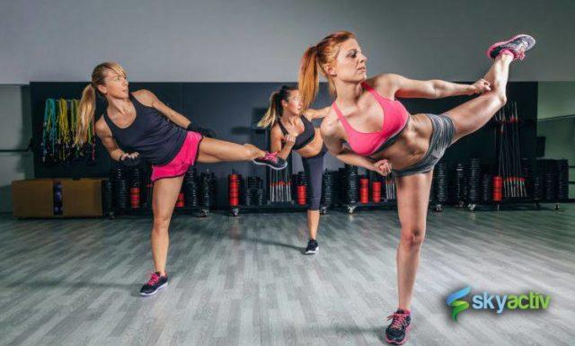 Zajęcia fitness w SkyActiv w Korczynie