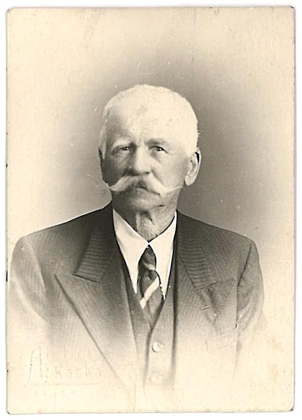 Jan Zygmuntowicz, zasłużony dla Krosna rzemieślnik, ślusarz i mechanik