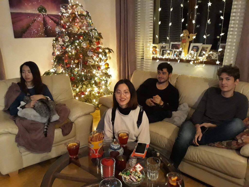 Studenci programu AISEC podczas pobytu w Krośnie podkreślali, że w Krośnie poczuli się przyjęci jak w rodzinie
