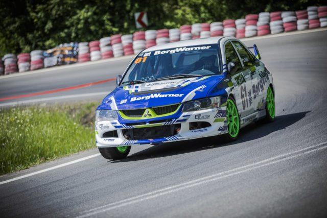45. Bieszczadzki Wyścig Górski , Górskie Samochodowe Mistrzostwa Polski Polskiego Związku Motorowego