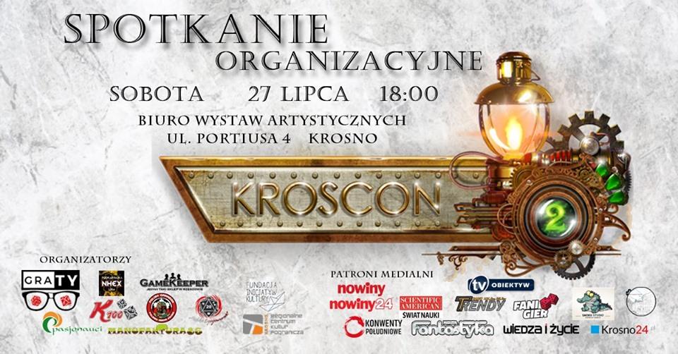 Spotkanie organizacyjno-rekrutacyjne odbędzie się 27lipca o godz. 18.00 w BWA Krosno przy ul. Portiusa 4