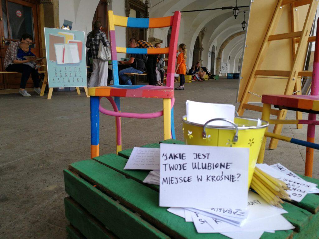 Letni Podwieczorek organizowany przez Regionalne Centrum Kultur Pogranicza w Krośnie to kreatywne i twórcze warsztaty dla dzieci