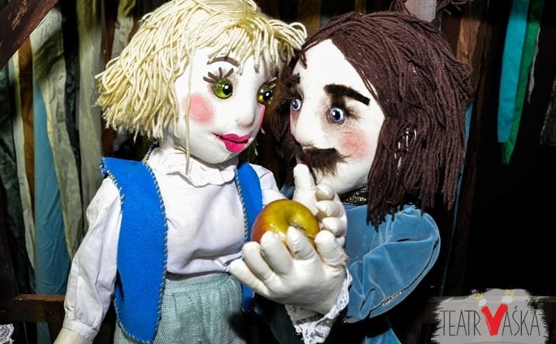 Jedną z atrakcji Zakątka dla dzieci będzie spektakl Teatr Vaska, Dwie Dorotki