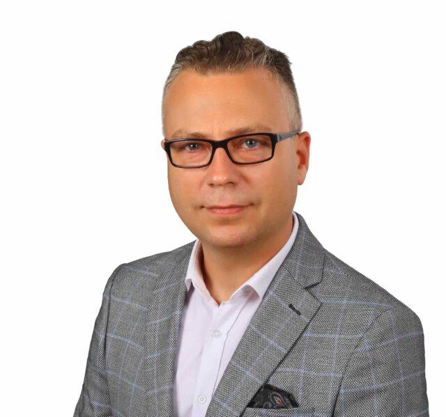 Gabriel Zajdel kandyduje do Sejmu z listy Lewicy okręgu 22, miejsce 2
