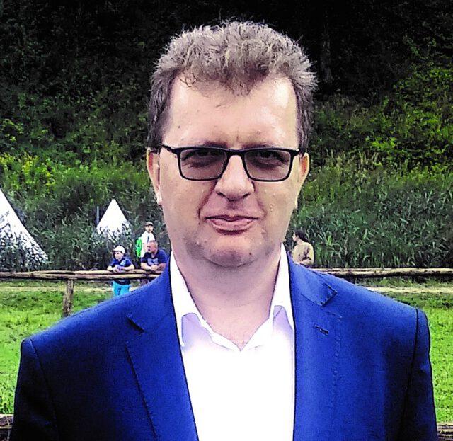 Piotr Babinetz kandyduje do sejmu z listy Prawa i Sprawiedliwości nr 2 z miejsca 4