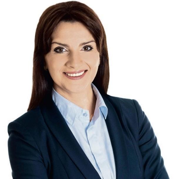 Joanna Frydrych kandyduje do Sejmu z pierwszego miejsca, z listy Koalicji Obywatelskiej